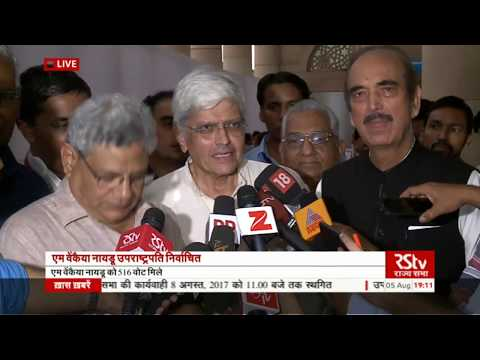 Political Reactions |Gopalkrishna Gandhi