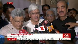Political Reactions  Gopalkrishna Gandhi