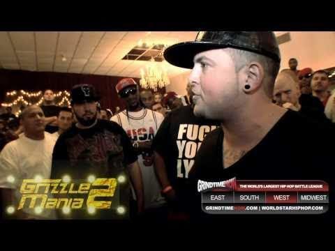 GTN Rap Battle: E Ness vs Iron Solomon