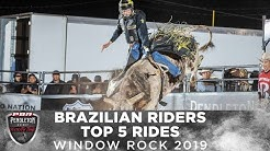 All Top Rides from Brazilian Riders in Window Rock | 2019