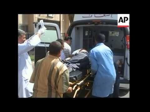 Sadr City market bomb, attack at home for elderly, Baghdad attack