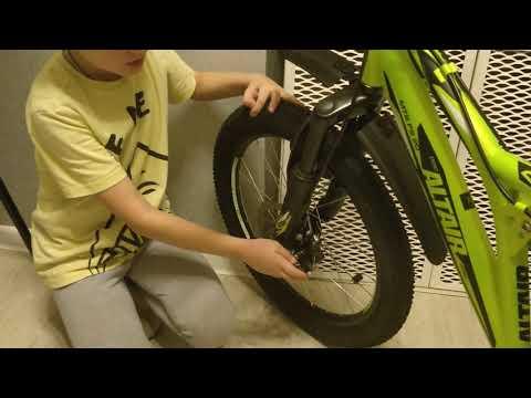 Обзор велосипеда Altair MTB FS 20