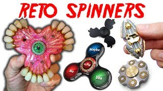 reto spinners diseo de spinners