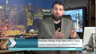 Malaysian Pop Music Super Star Mizz Nina accepts Islam and Hijab