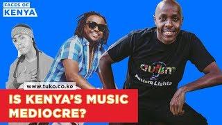 Is Kenya's Music Mediocre? DJ Pinye   Tuko TV