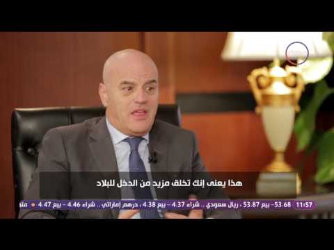 Osama Kamal Intreview with ENI CEO - Part 1