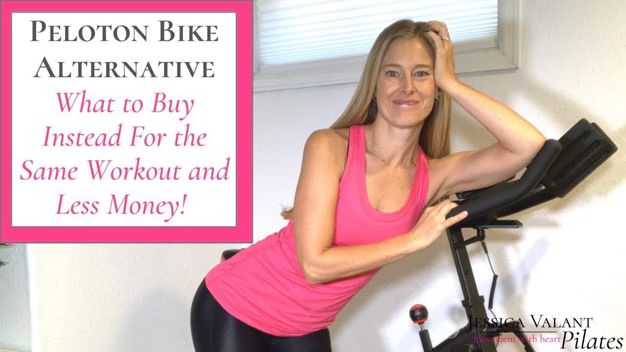 PELOTON ALTERNATIVE - WHY I DIDN'T BUY A PELOTON BIKE AND WHAT I GOT INSTEAD!