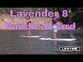 Lifetime Standing Paddleboard 90784 Lavender 8-Foot Hooligan Board