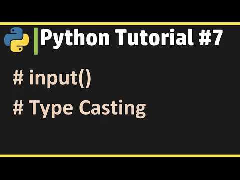 Python Tutorial #7 thumbnail