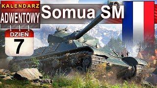 Somua SM - opancerzony bez pancerza :) - World of Tanks