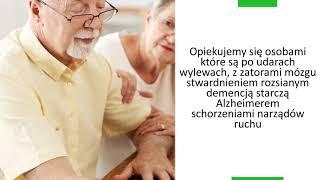 Pomoc osobom starszym rehabilitacja terapeuta Brzeziny Dom Pomocy Społecznej