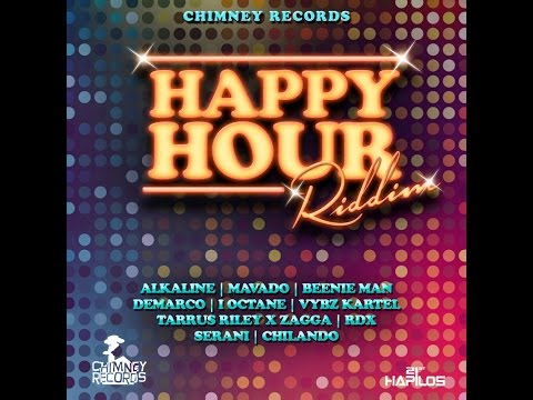 HAPPY HOUR RIDDIM MIX FT. VYBZ KARTEL, KONSHENS, ALAKLINE, MAVADO & MORE {NOV 2014} DJ SUPARIFIC