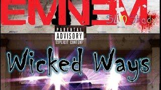 Eminem Wicked Ways