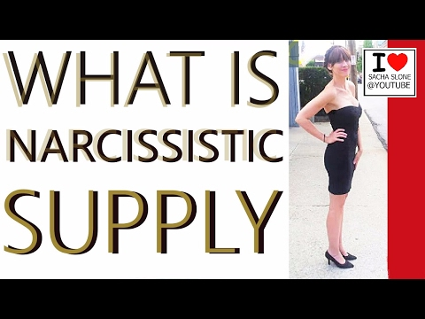 WHAT IS NARCISSISTIC SUPPLY & WHY DO THEY WANT IT⁉