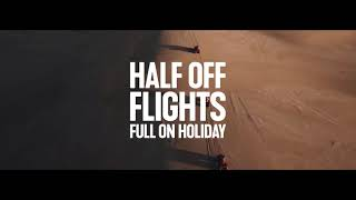Holiday Here This Year - Full On Holidays (30 sec)