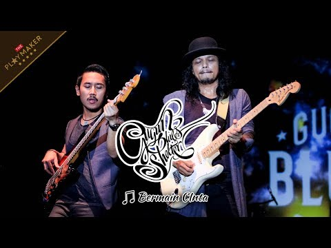 BERMAIN CINTA | Gugun Blues Shelter [Live Konser 29 April 2017 di Bandung Convention Centre]