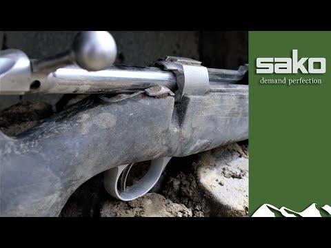 Rifle Destruction Test: Sako 85 Carbonlight