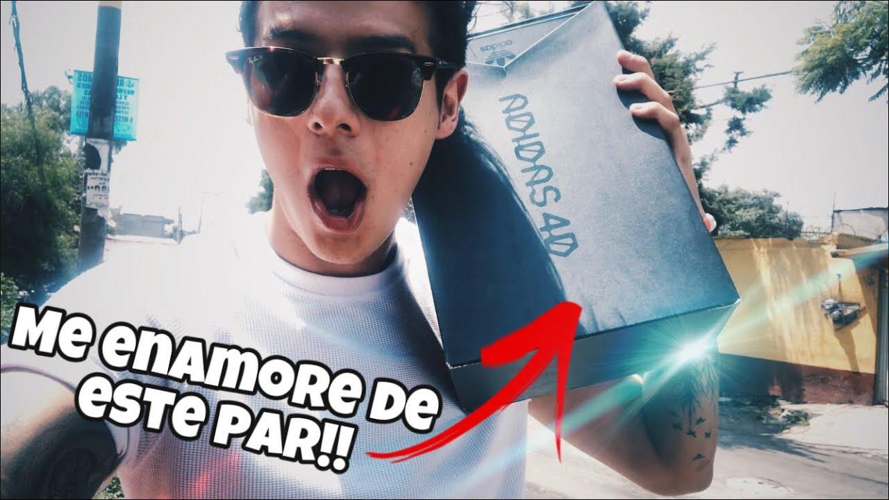 QUEDE ENAMORADO DE ESTE PAR DE SNEAKERS!! 😱❤️ **PURO FUEGO** 🔥🔥