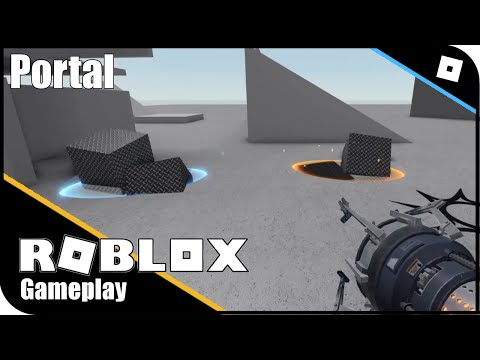 Portal - Game Introduction And How To Do Trick Shots [Recently Updated!]