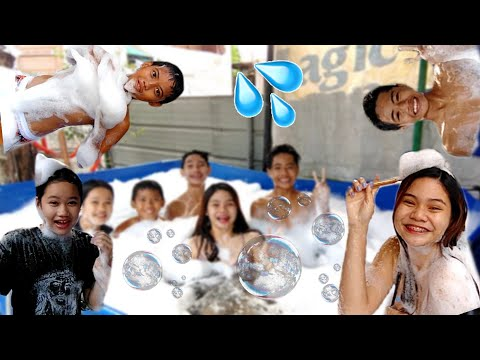 Bubble Pool with Bugnottteens | Sia Guintu