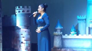 Lea Salonga performs