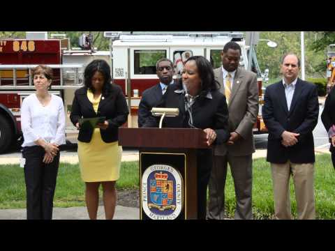 Prince George's County Council Comments on New Fire/EMS Apparatus