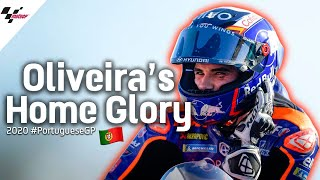 Key Story: Oliveira's Home Glory