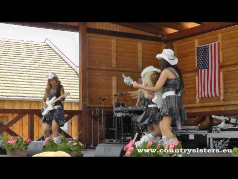 Country Sisters - Thank God I'm A Country Girl (LIVE 2012)