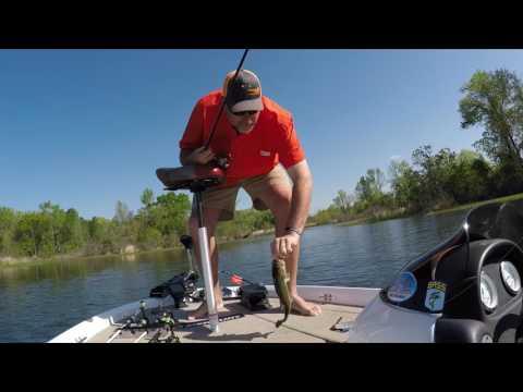 The Texas Fisherman  -  Lake  Tyler  3/25/2017