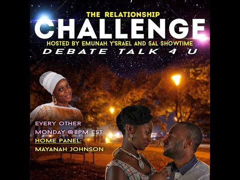 The Relationship Challenge Ep.34. Female Submission:Are The Women Out Of Order?