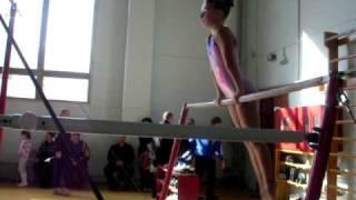 Спортивная гимнастика. Брусья.