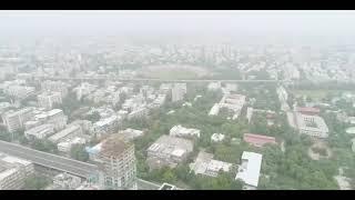 Hyatt Regency Ahmedabad - Drone view
