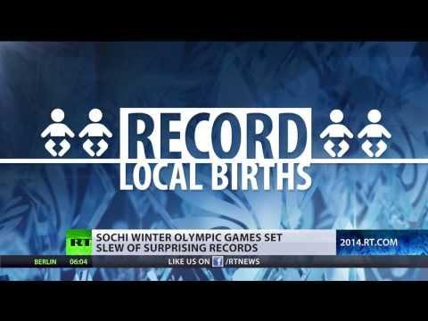 Top 5 Sochi Sensations: Memorable Games moments