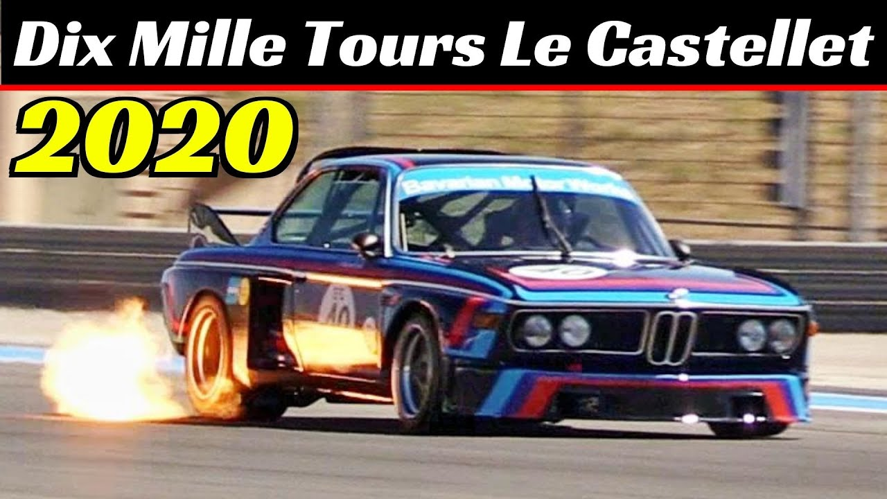 Dix Mille Tours Le Castellet 2020 by Peter Auto - Circuit Paul Ricard - Group C, Classic Legends 1/4
