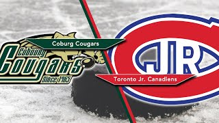 Sports Highlights | Game In Six | October 20 | Cougars VS Jr. Canadiens
