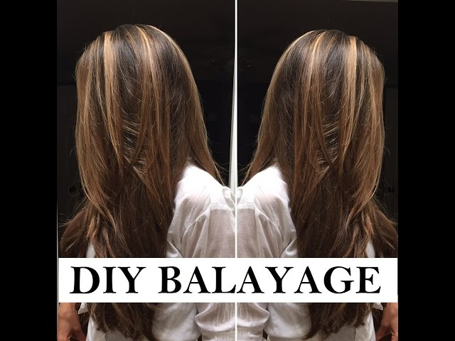 HOW TO: EASY and CHEAP Balayage ! | Momma From Scratch