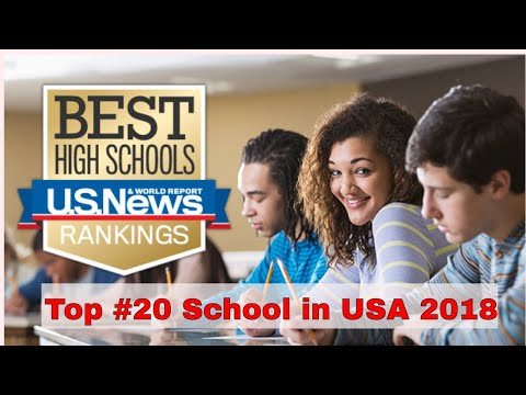 Top 10 High School In USA | Best | Private | Public | National Ranking Report