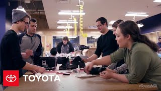 Mothers Of Invention - Electric Footwear | Toyota