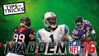 Repeat youtube video Madden 16 Connected Franchise: Trade for anyone you want (seriously)!