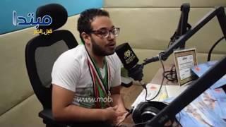 فيديو| بطل نادى الشمس من متحدى الإعاقة ضيفًا على أحمد يونس