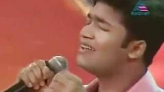 Vivekanand Idea Star SInger 2008 (Melodious Gems Round)- Alliyilam Poovo
