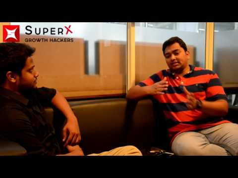 SuperX Growth Hacks - Episode 01 with Anil Thontepu
