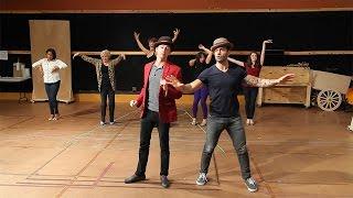 Video Ramin Karimloo, Tony Yazbeck, and More Preview Prince of Broadway download MP3, 3GP, MP4, WEBM, AVI, FLV Oktober 2017
