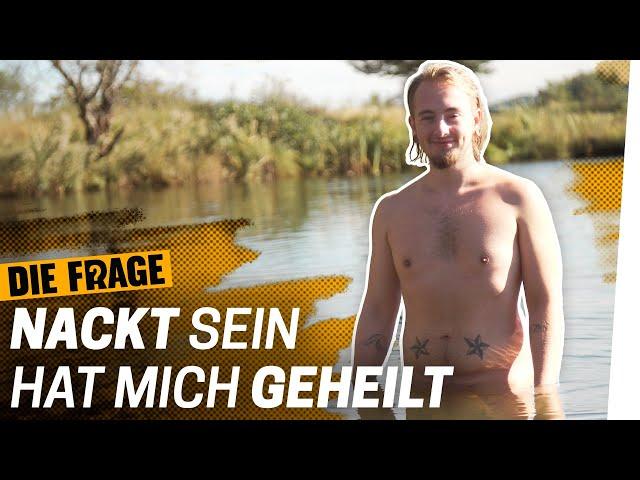Am FKK-Strand: Nackt sein hat mich geheilt | Wie nackt dürfen wir uns zeigen? Folge 5