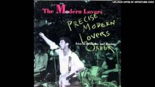 The Modern Lovers - Hospital (Live)