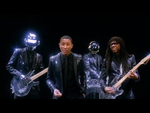 Daft Punk feat. Pharrell Williams – Get Lucky (Official Video)