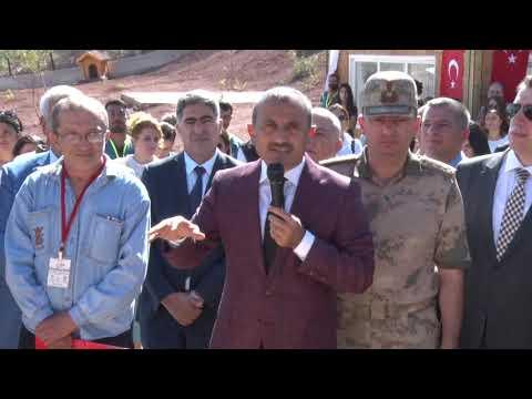 Türkiye'nin En İşlevsel Barınaklarından Biri Tunceli'de Açıldı