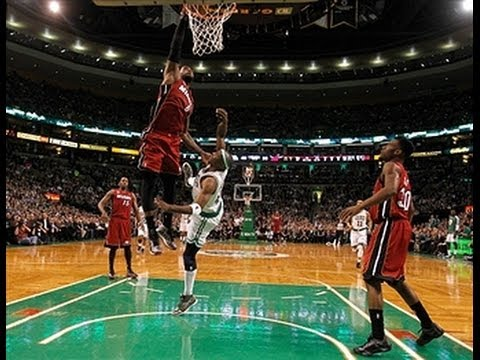 LeBron James' Top 10 Plays of 2013
