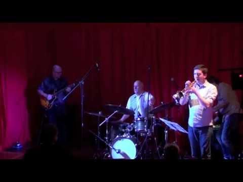 "Fletch's Brew live at The Devils Kitchen Collective, Bury St. Edmunds, UK; ""Heck of a Job"""