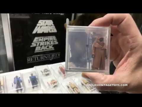 DVT Talks 08/16/17 LIVE - 1977-1985 Kenner Star Wars Complete Set AFA 85